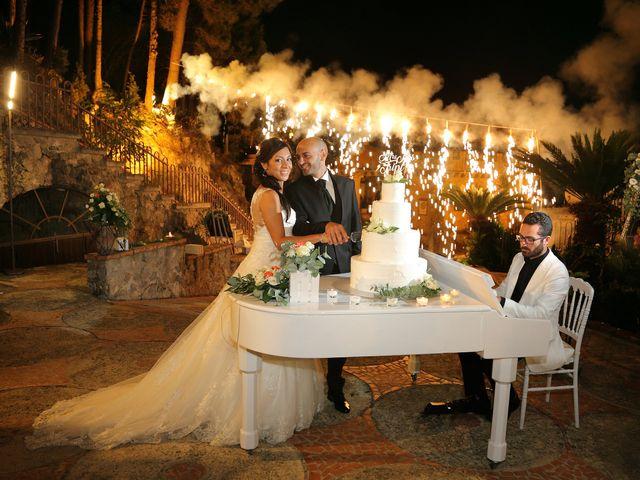 Il matrimonio di Morena e Peppe a Barcellona Pozzo di Gotto, Messina 50