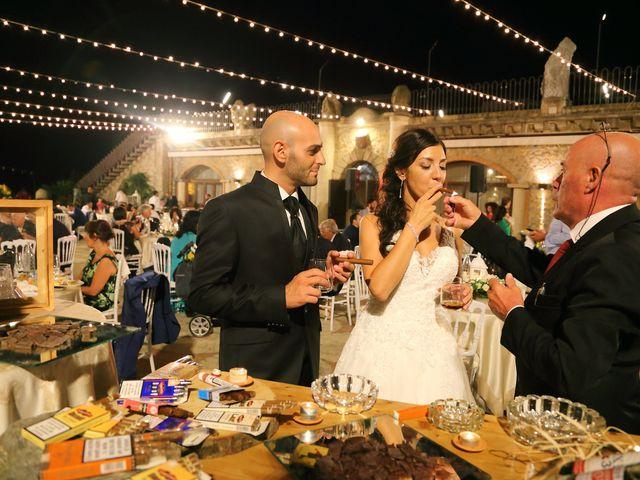 Il matrimonio di Morena e Peppe a Barcellona Pozzo di Gotto, Messina 52