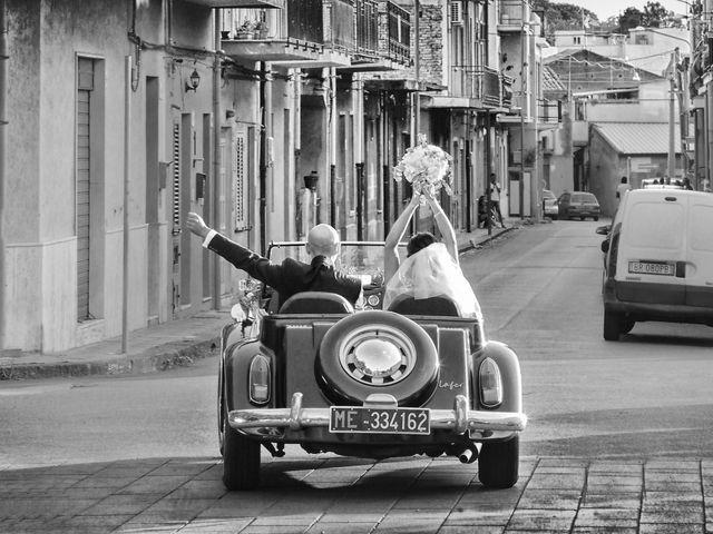 Il matrimonio di Morena e Peppe a Barcellona Pozzo di Gotto, Messina 53