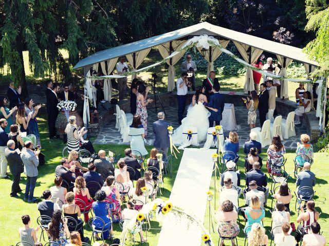 Il matrimonio di Giorgio e Sara a Loiano, Bologna 12