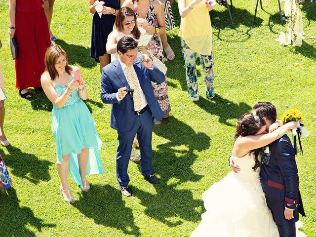 Il matrimonio di Giorgio e Sara a Loiano, Bologna 13