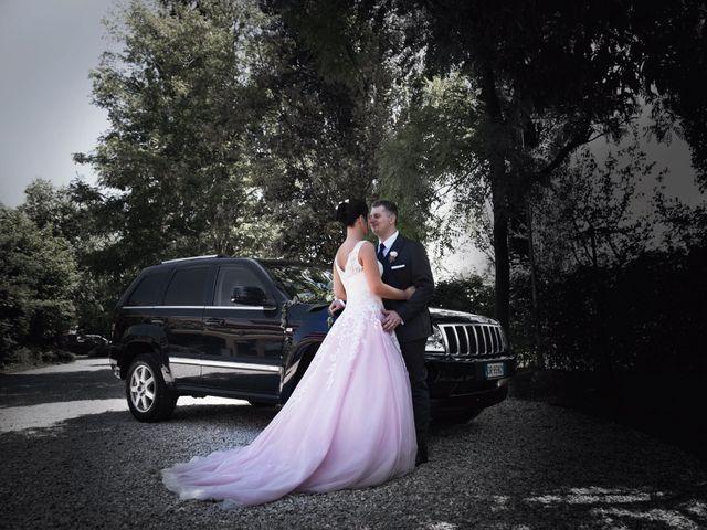 Il matrimonio di Mirko e Eleonora a Castelfranco Veneto, Treviso 10