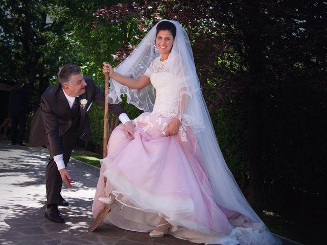 Il matrimonio di Mirko e Eleonora a Castelfranco Veneto, Treviso 11