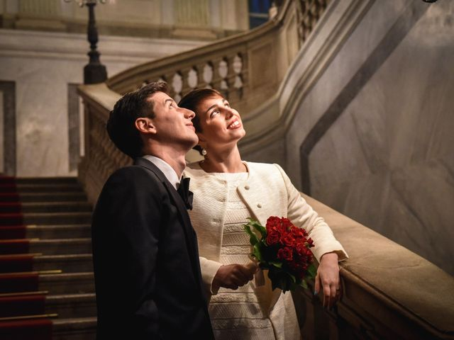le nozze di Costanza e Giacomo