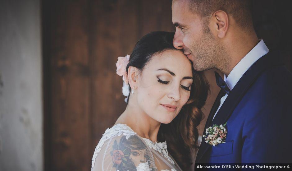 Il matrimonio di Antonio e Caterina a Sala Consilina, Salerno