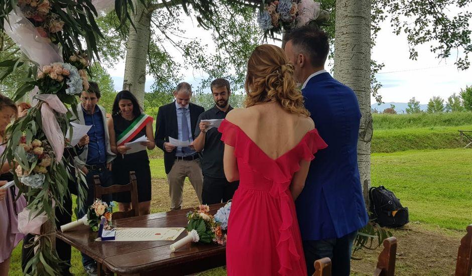 Il matrimonio di Matteo e Paola a Ponte Buggianese, Pistoia