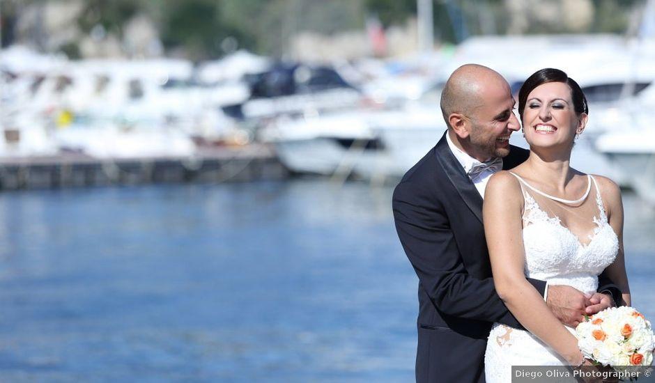 Il matrimonio di nino e anna a Bacoli, Napoli