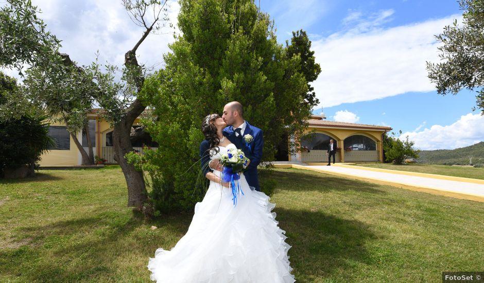 Il matrimonio di Gianluca e Veronica a Uta, Cagliari