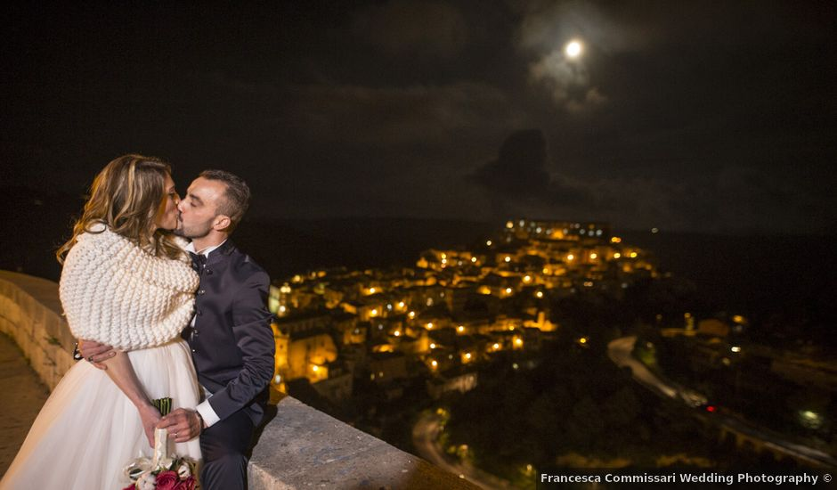Il matrimonio di Salvo e Heloise a Ragusa, Ragusa