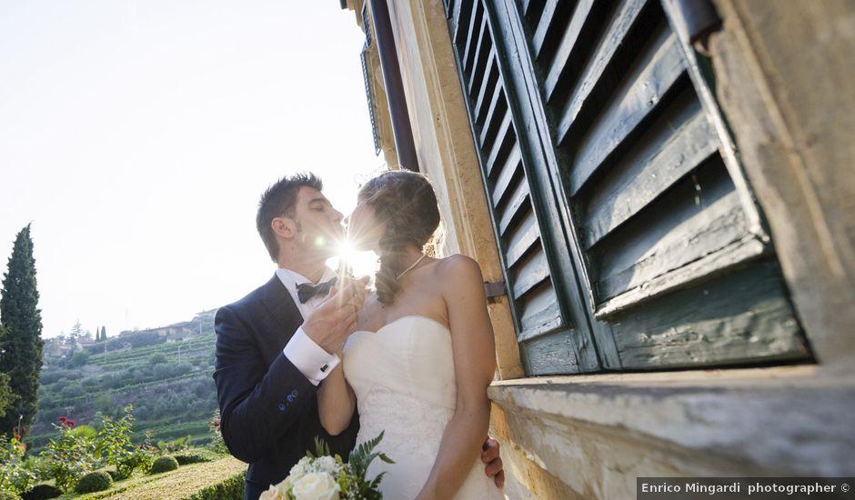 Il matrimonio di Luca e Barbara a Verona, Verona