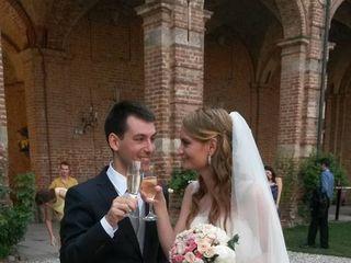 le nozze di Paola e Francesco 1