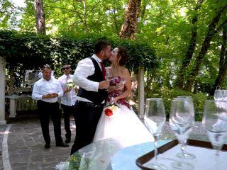 Le nozze di Lisa e Andrea 1