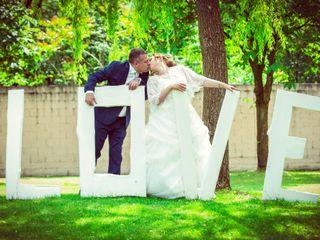 Le nozze di Piera e Mariano 1