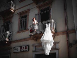 Le nozze di Elena e Gianfranco 1