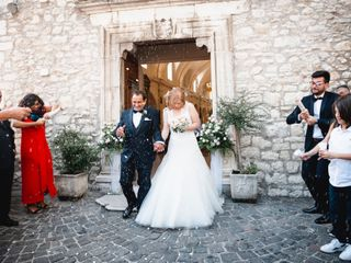 Le nozze di Elena e Gianfranco
