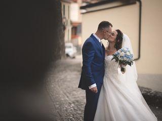 Le nozze di Vanessa e Gianluca