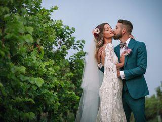 Le nozze di Benedetta e Stefano