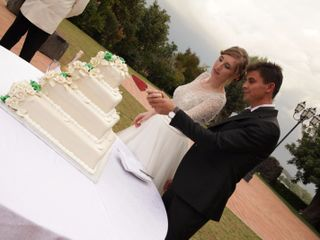 Le nozze di Edmond e Letizia