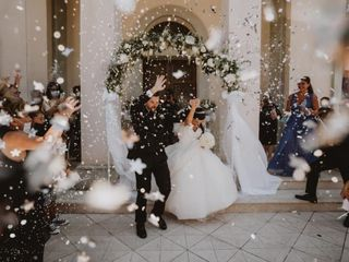 Le nozze di Lorenza e Giovanni