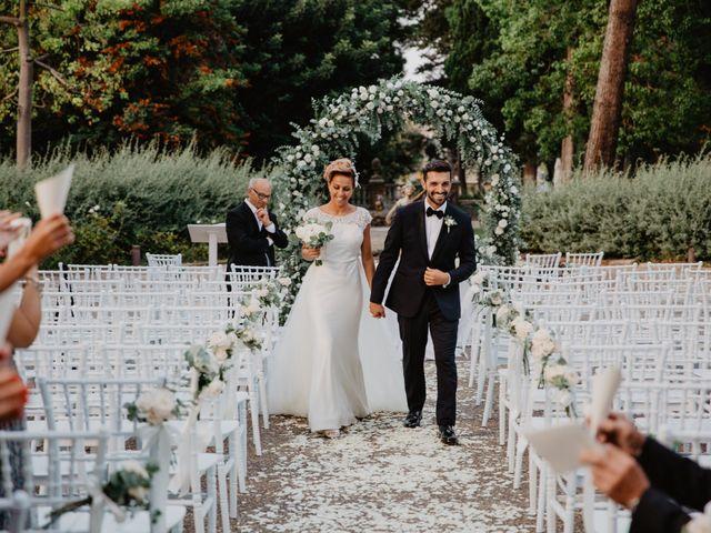 le nozze di Betty e Alessandro