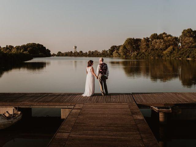 Le nozze di Claudia e Owen