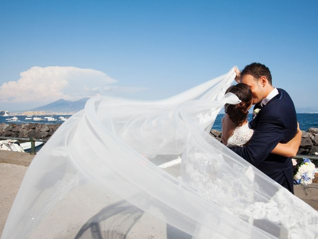 Il matrimonio di Pasquale e Luisa a Napoli, Napoli 2