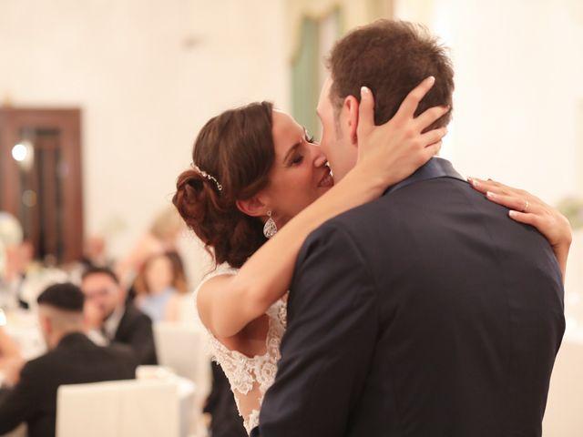le nozze di Luisa e Pasquale