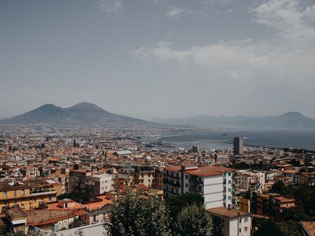 Il matrimonio di Gaetano e Serena a Napoli, Napoli 1