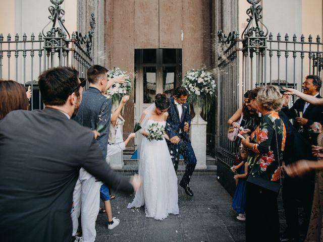 Il matrimonio di Gaetano e Serena a Napoli, Napoli 16