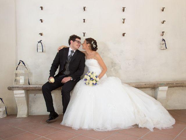 le nozze di Diletta e Vincenzo
