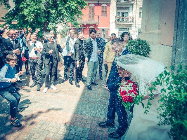 Il matrimonio di Mariano e Piera a Trecate, Novara 7