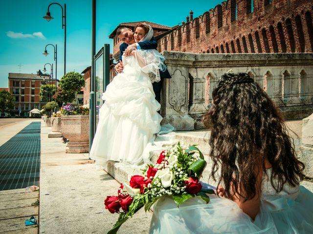 Il matrimonio di Mariano e Piera a Trecate, Novara 9