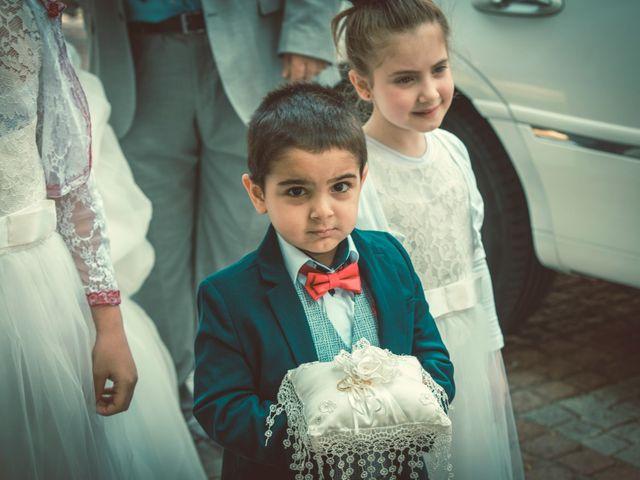 Il matrimonio di Mariano e Piera a Trecate, Novara 20