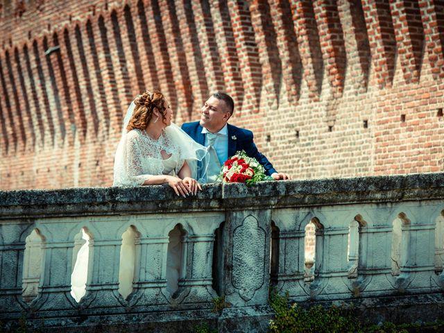 Il matrimonio di Mariano e Piera a Trecate, Novara 21