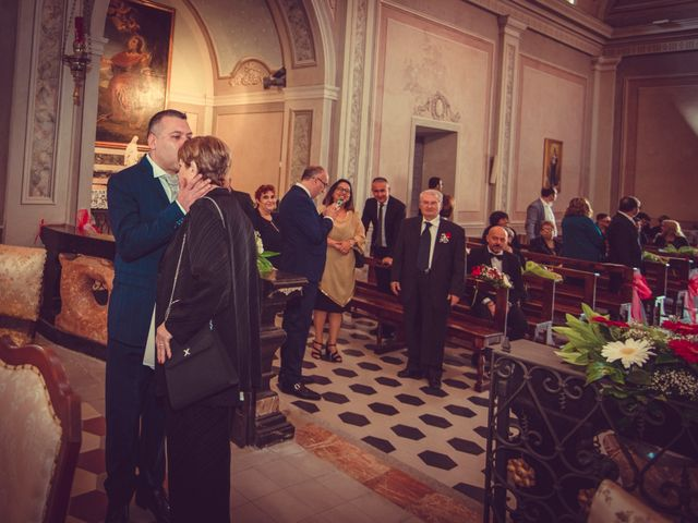 Il matrimonio di Mariano e Piera a Trecate, Novara 25