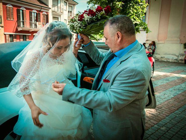 Il matrimonio di Mariano e Piera a Trecate, Novara 26