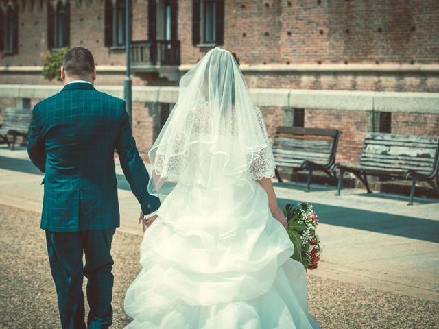 Il matrimonio di Mariano e Piera a Trecate, Novara 28
