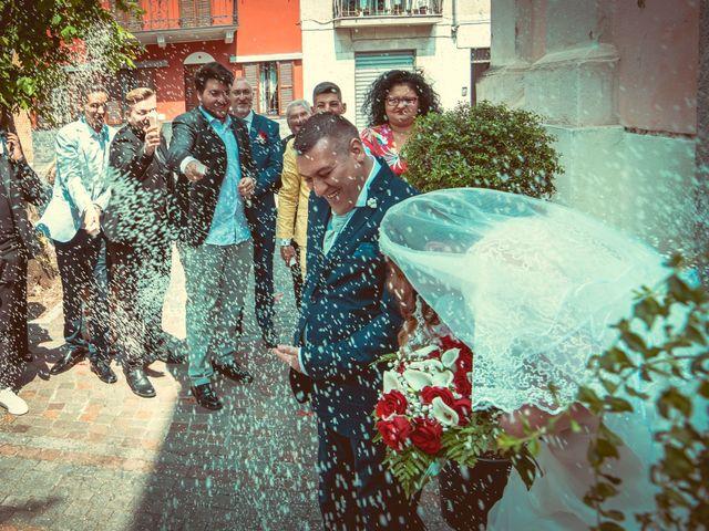 Il matrimonio di Mariano e Piera a Trecate, Novara 2