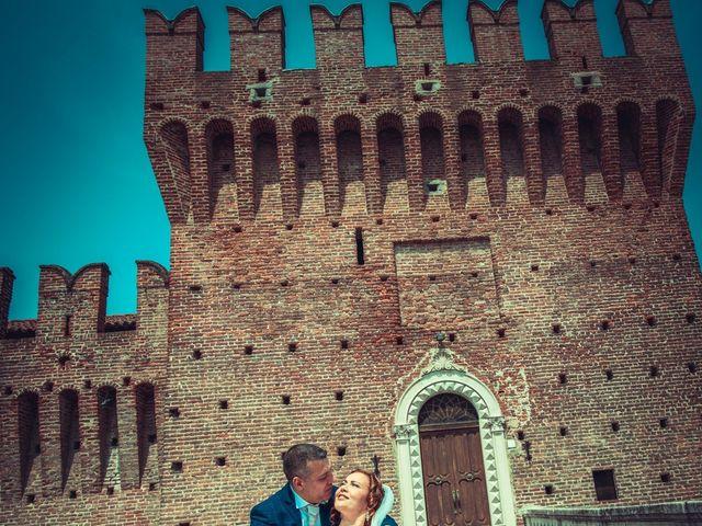 Il matrimonio di Mariano e Piera a Trecate, Novara 35