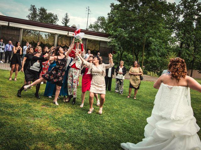 Il matrimonio di Mariano e Piera a Trecate, Novara 51