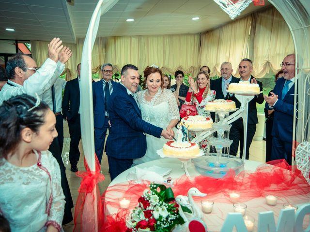 Il matrimonio di Mariano e Piera a Trecate, Novara 64
