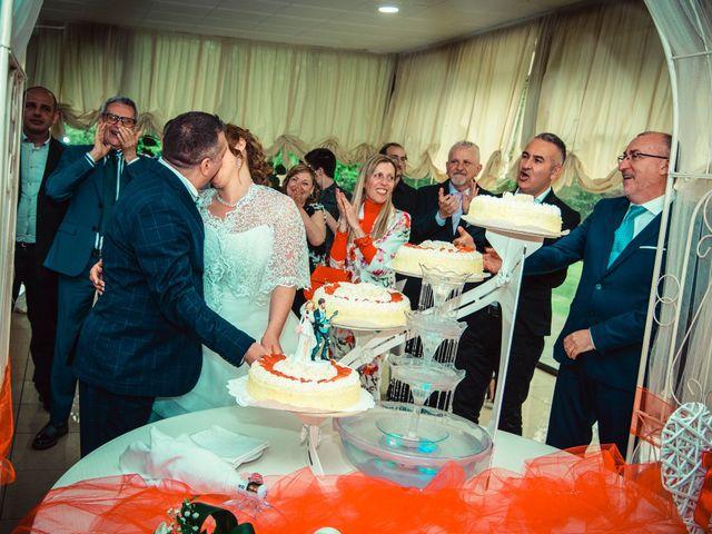 Il matrimonio di Mariano e Piera a Trecate, Novara 65