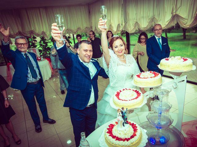 Il matrimonio di Mariano e Piera a Trecate, Novara 66