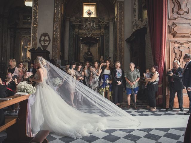 Il matrimonio di Andrea e Flaviana a Fabriano, Ancona 7