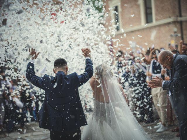 Il matrimonio di Andrea e Flaviana a Fabriano, Ancona 8