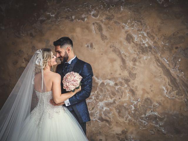 Il matrimonio di Andrea e Flaviana a Fabriano, Ancona 9