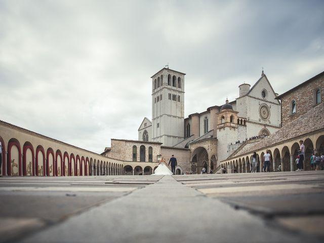 Il matrimonio di Andrea e Flaviana a Fabriano, Ancona 10