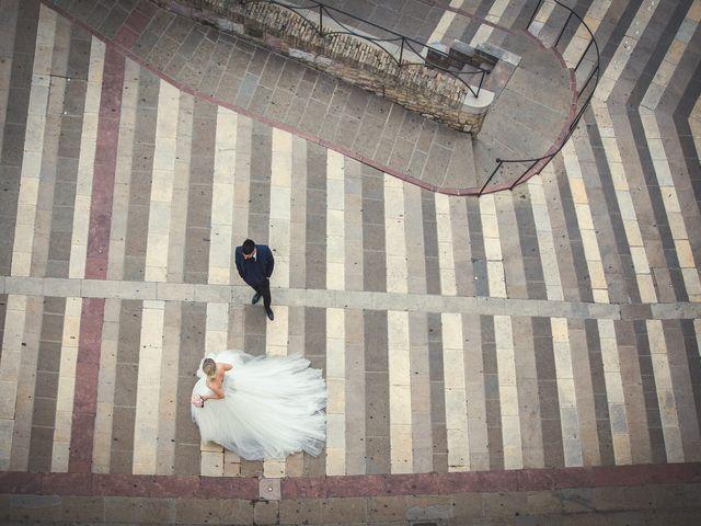 Il matrimonio di Andrea e Flaviana a Fabriano, Ancona 12