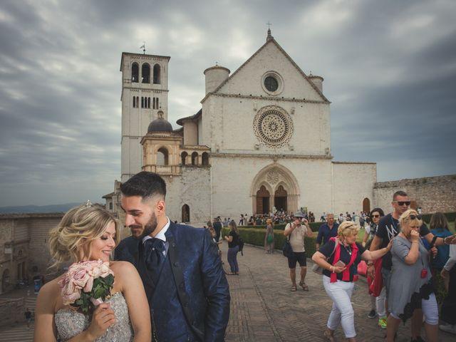 Il matrimonio di Andrea e Flaviana a Fabriano, Ancona 2