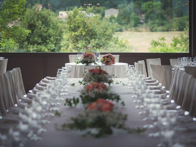 Il matrimonio di Andrea e Flaviana a Fabriano, Ancona 17